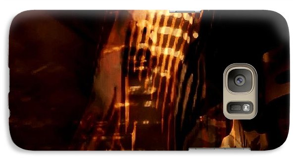 Galaxy Case featuring the photograph Aurous by Jessica Shelton