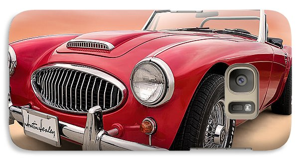 Austin Galaxy S7 Case - Austin Healey by Douglas Pittman