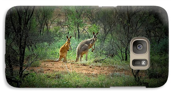 Australia, New South Wales, Broken Galaxy Case by Rona Schwarz
