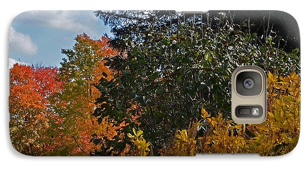 Galaxy Case featuring the photograph Autumn Beauty by Judy Wolinsky
