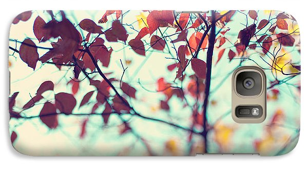 Galaxy Case featuring the photograph Autumn Beauty by Kim Fearheiley
