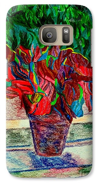 Galaxy Case featuring the pastel Autumn by Bill OConnor