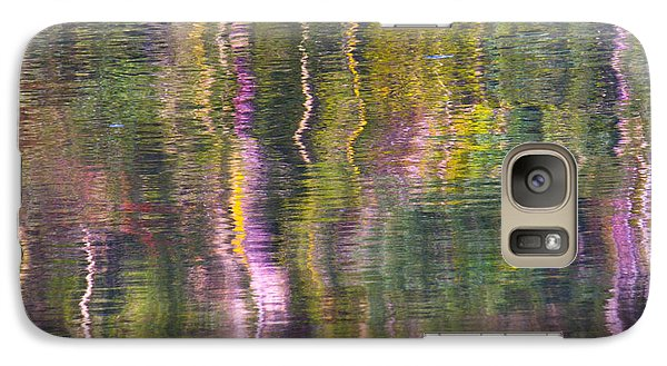 Galaxy Case featuring the photograph Autumn Carpet by Yulia Kazansky