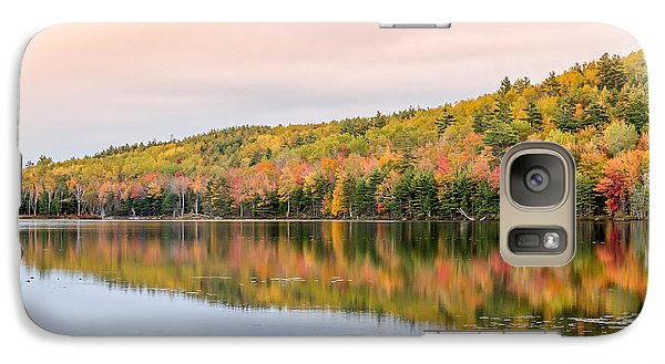Galaxy Case featuring the photograph Autumn Colors  by Trace Kittrell