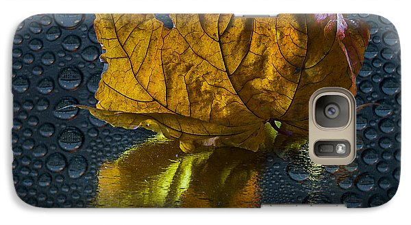 Galaxy Case featuring the photograph Autumn Fantasy 2 by Vladimir Kholostykh