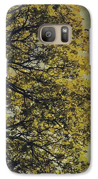 Galaxy Case featuring the photograph Autumn Glory by Ari Salmela