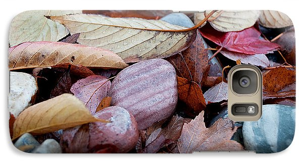 Galaxy Case featuring the photograph Autumn Greatness by Gwyn Newcombe
