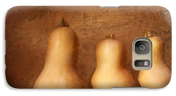 Galaxy Case featuring the photograph Autumn Harvest Still Life by Kathi Mirto