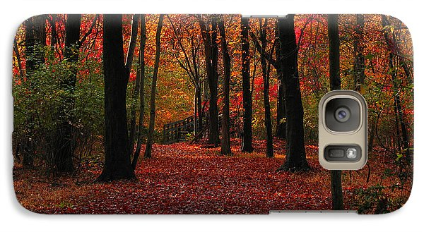 Autumn IIi Galaxy S7 Case