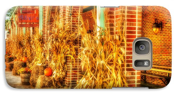 Galaxy Case featuring the photograph Autumn In Georgia by Mary Timman