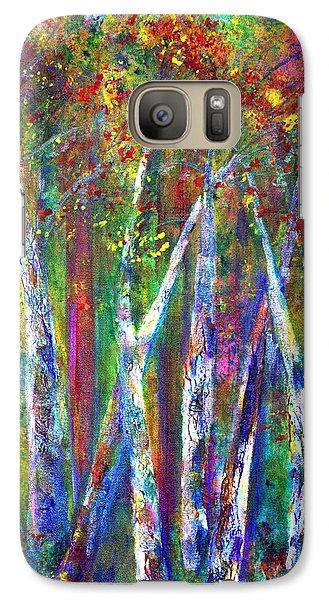 Autumn In Muskoka Galaxy S7 Case