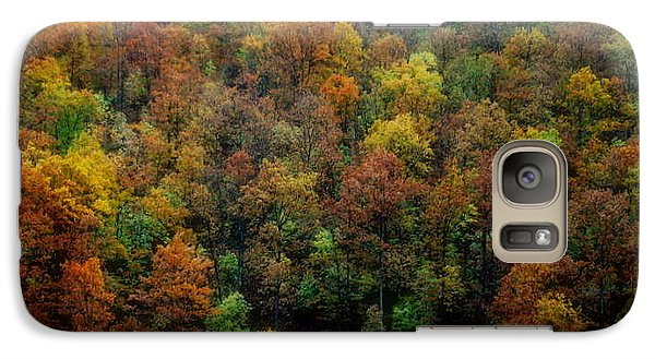 Galaxy Case featuring the photograph Colours Of Autumn by Marija Djedovic