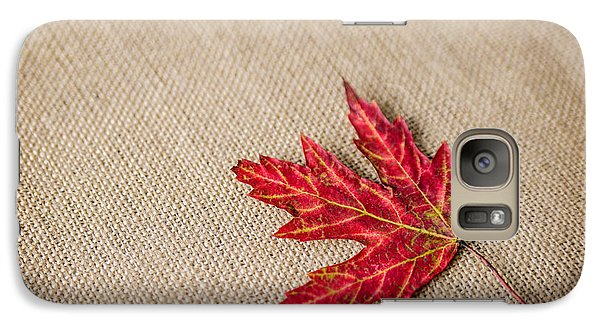 Galaxy Case featuring the photograph Autumn by Mary Timman