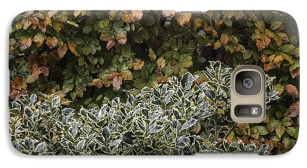 Galaxy Case featuring the photograph Autumn Prevails by Michael Canning