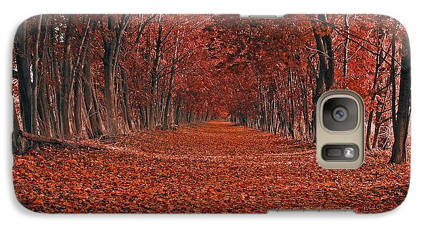 Autumn Galaxy S7 Case
