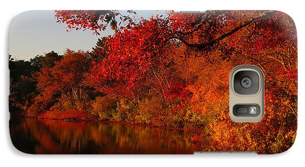 Galaxy Case featuring the photograph Autumn Splendor  by Dianne Cowen