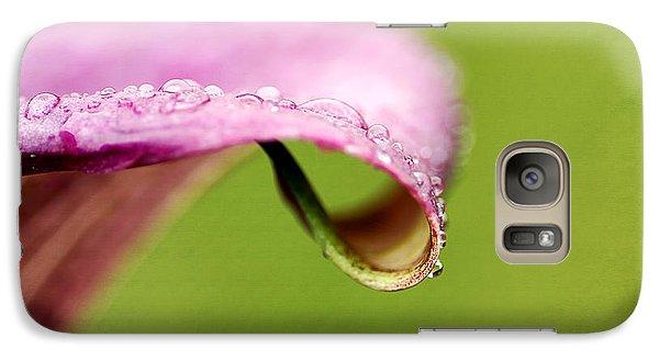 Autumn Tears Galaxy S7 Case by Darren Fisher