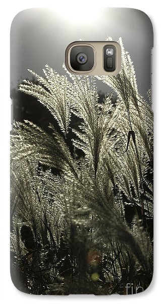 Galaxy Case featuring the photograph Autumn Whispers by Kate Purdy