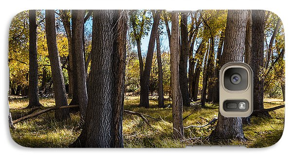 Autumn Wood Galaxy S7 Case