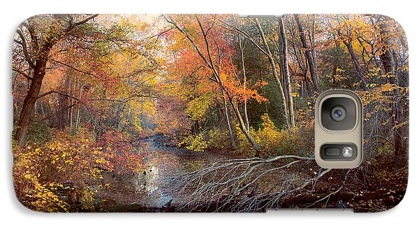 Galaxy Case featuring the photograph Autumns Afternoon by John Rivera