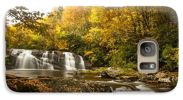 Galaxy Case featuring the photograph Autumn's Magic by Doug McPherson