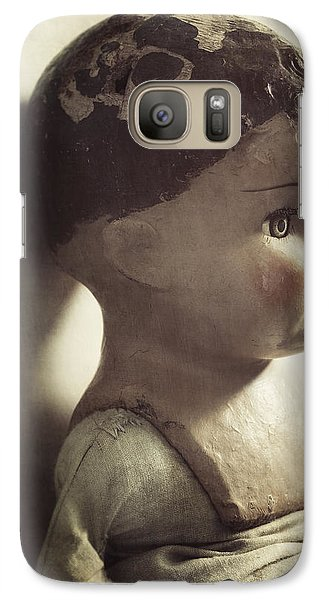 Galaxy Case featuring the photograph Ava by Amy Weiss