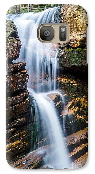 Galaxy Case featuring the photograph Avalanche Falls2 by Mike Ste Marie