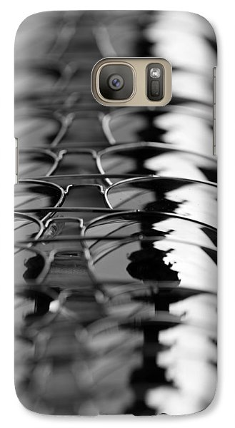 Galaxy Case featuring the photograph Aviators by Erin Kohlenberg