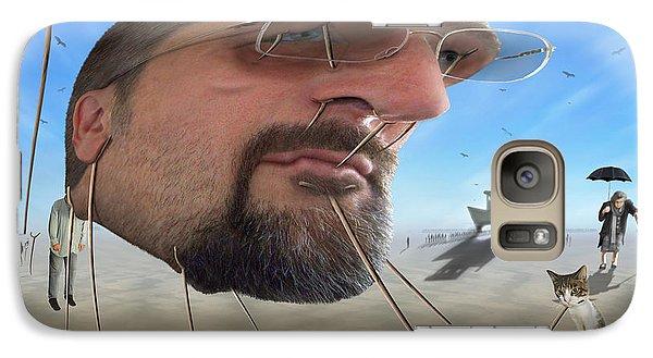 Awake . . A Sad Existence Galaxy S7 Case by Mike McGlothlen