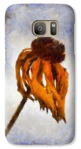 Galaxy Case featuring the painting Awaken A New Life by Joe Misrasi