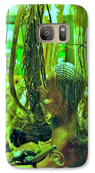 Galaxy Case featuring the photograph Awakened by Kicking Bear  Productions
