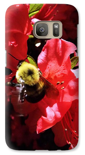 Galaxy Case featuring the photograph Awakening by Robyn King
