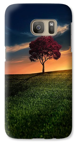 Galaxy S7 Case - Awesome Solitude by Bess Hamiti