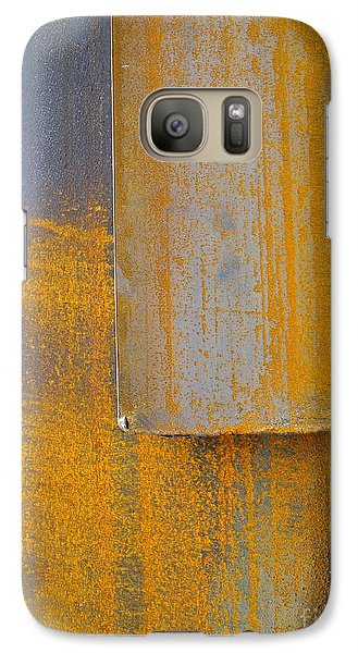 Galaxy Case featuring the photograph Axis by Robert Riordan