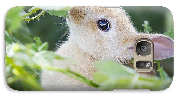 Baby Bunny Galaxy S7 Case