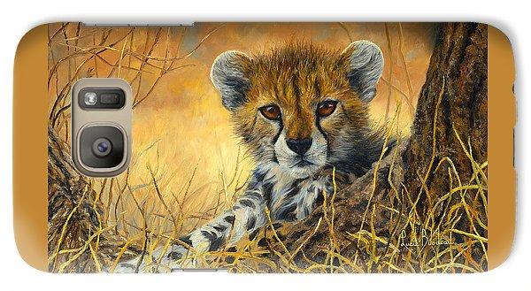 Baby Cheetah  Galaxy S7 Case