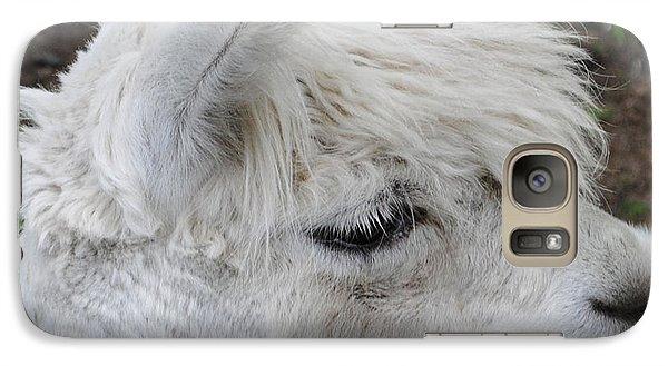 Baby Llama Galaxy S7 Case