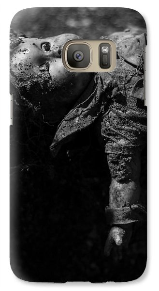 Galaxy Case featuring the photograph Baby Mine by Rebecca Sherman