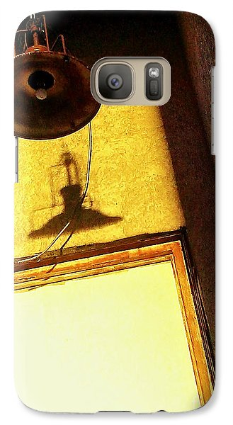 Galaxy Case featuring the photograph Back Of House by James Aiken