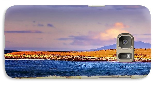 Galaxy Case featuring the photograph Back Paddock by Wallaroo Images