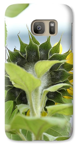Galaxy Case featuring the photograph Rear View Image by E Faithe Lester