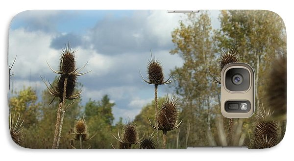 Galaxy Case featuring the photograph Back To Nature by Deborah DeLaBarre