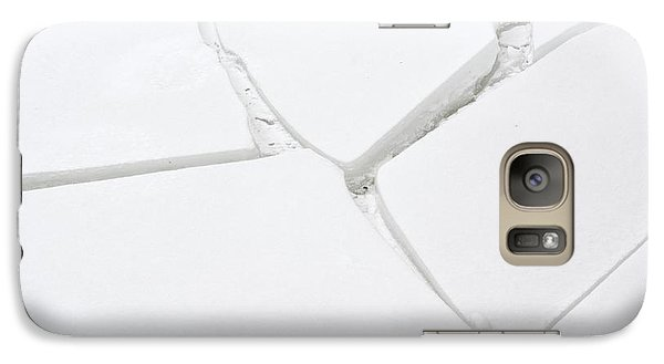 Galaxy Case featuring the photograph Bad Connection by Randy Bodkins