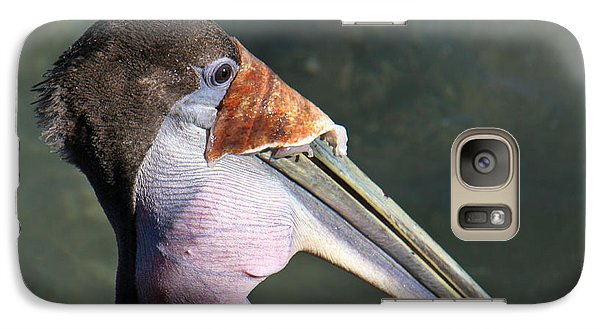 Galaxy Case featuring the photograph Bad Lunch Day by Bob and Jan Shriner
