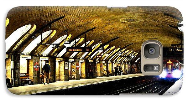 Baker Street London Underground Galaxy S7 Case