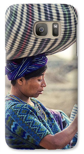 Galaxy Case featuring the photograph Balanced by Tina Manley