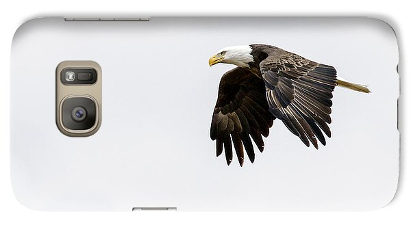 Galaxy Case featuring the photograph Bald Eagle 3 by David Lester