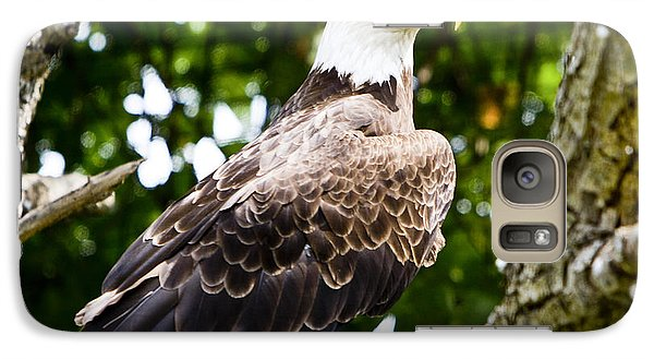 Galaxy S7 Case featuring the photograph Bald Eagle by Ricky L Jones