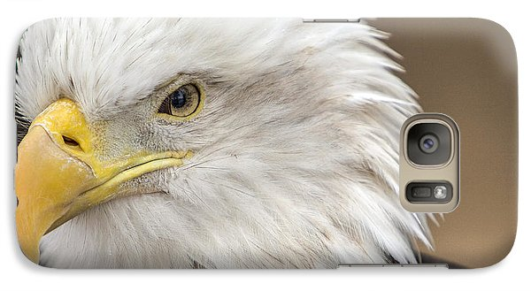 Galaxy Case featuring the photograph Bald Eagle by Robert  Aycock