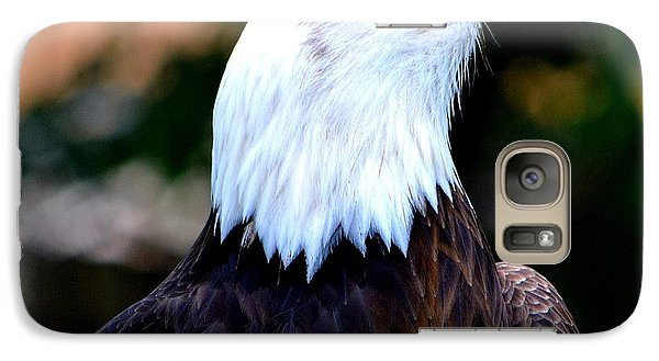 Galaxy Case featuring the photograph Bald Is Beautiful by Deena Stoddard